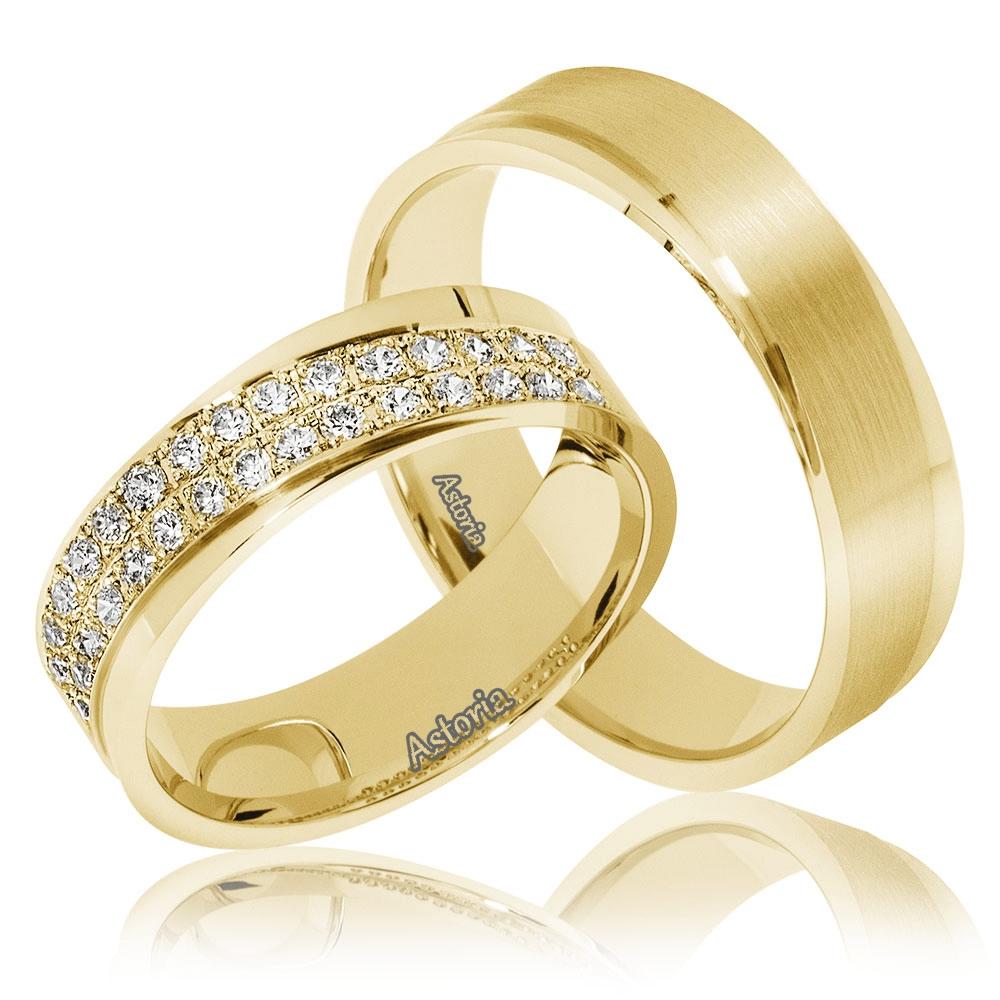 Verighete Cu Pietre Diamante Bijuterii Din Aur Sau Argint Toate