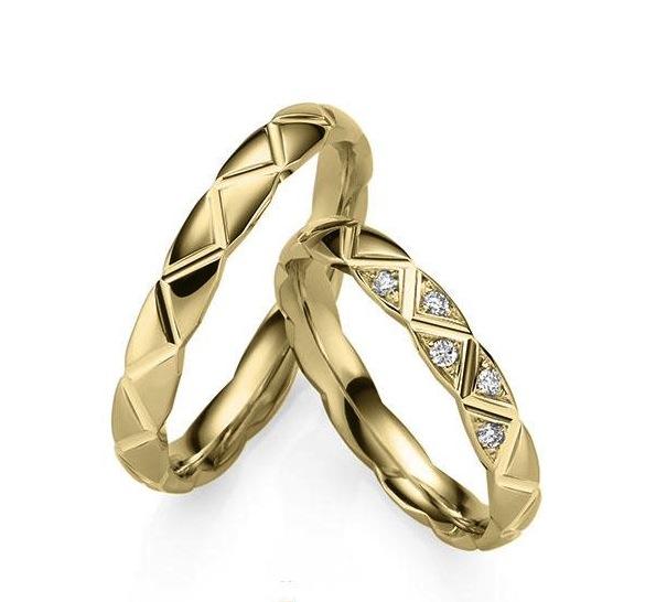 verighete din aur cu pietre